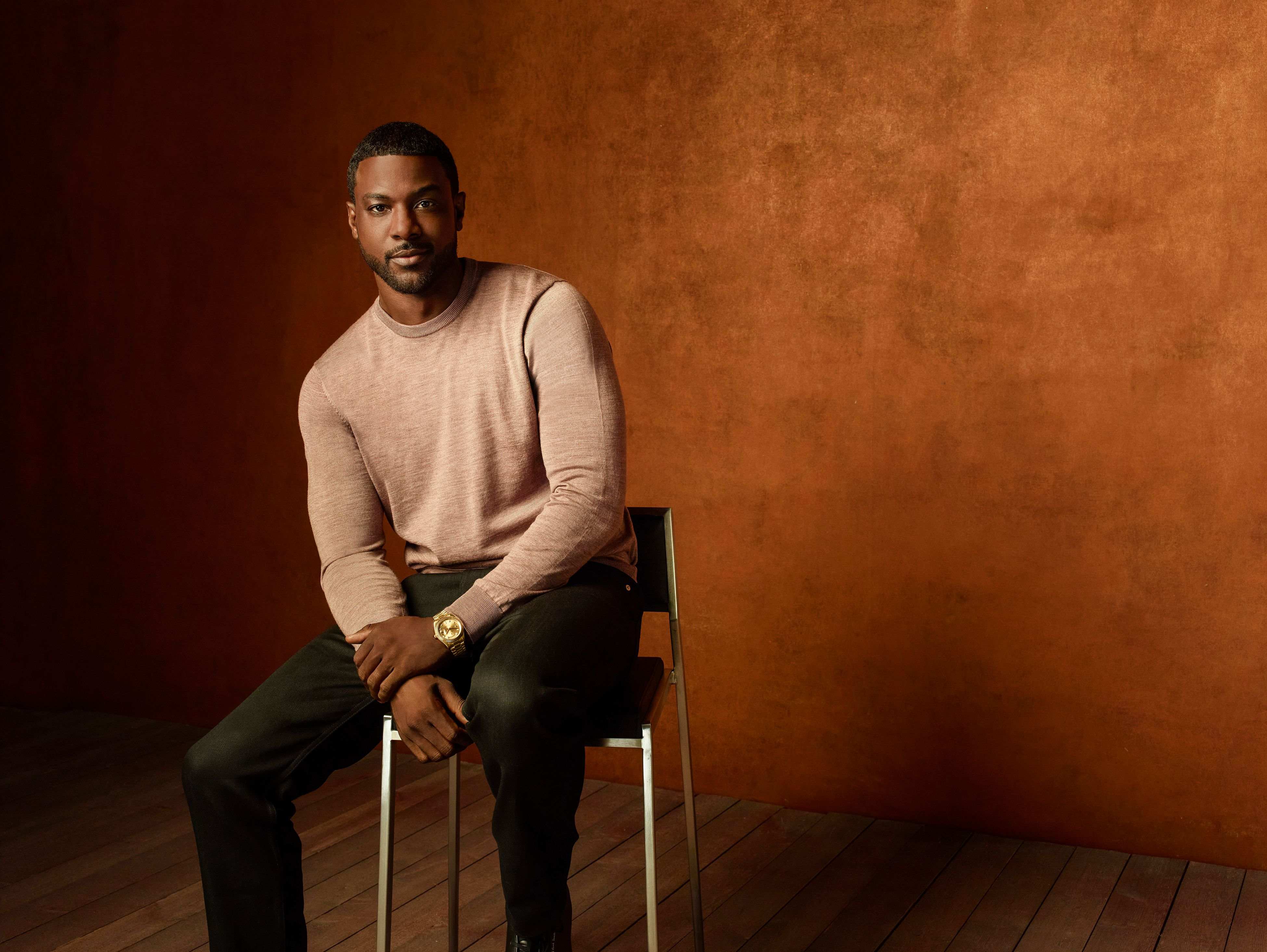 """Lance Gross plays Tyrique Freeman on """"Our Kind of People."""""""
