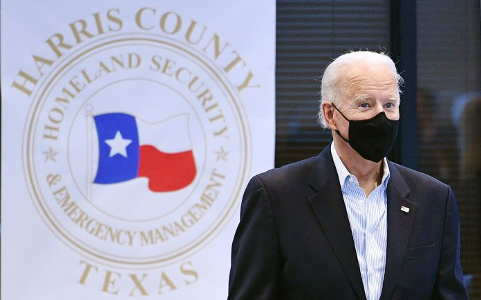 President Joe Biden's approval rating has slipped in Texas in recent months, but Collier, who advised the president's Texas c