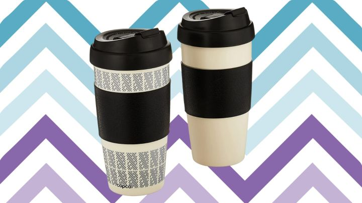 """<a href=""""https://www.amazon.com/Copco-5237160-Reusable-Insulated-16-ounce/dp/B07LCHGFW5?tag=thehuffingtop-20&ascsubtag=615b27e4e4b0487c8561fcbc,-1,-1,d,0,0,hp-fil-am=0"""" target=""""_blank"""" role=""""link"""" data-amazon-link=""""true"""" rel=""""sponsored"""" data-ylk=""""subsec:paragraph;itc:0;cpos:__RAPID_INDEX__;pos:__RAPID_SUBINDEX__;elm:context_link""""><strong>Get these Copco reusable insulated double wall travel mugs (16-ounces) for $14.59 for a set of two.</strong></a>"""
