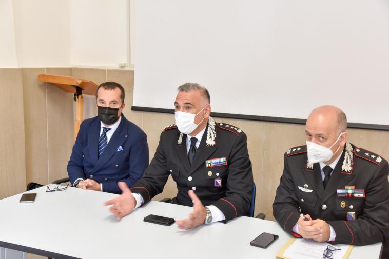 Ricco inglese sequestrato e liberato con blitz carabinieri