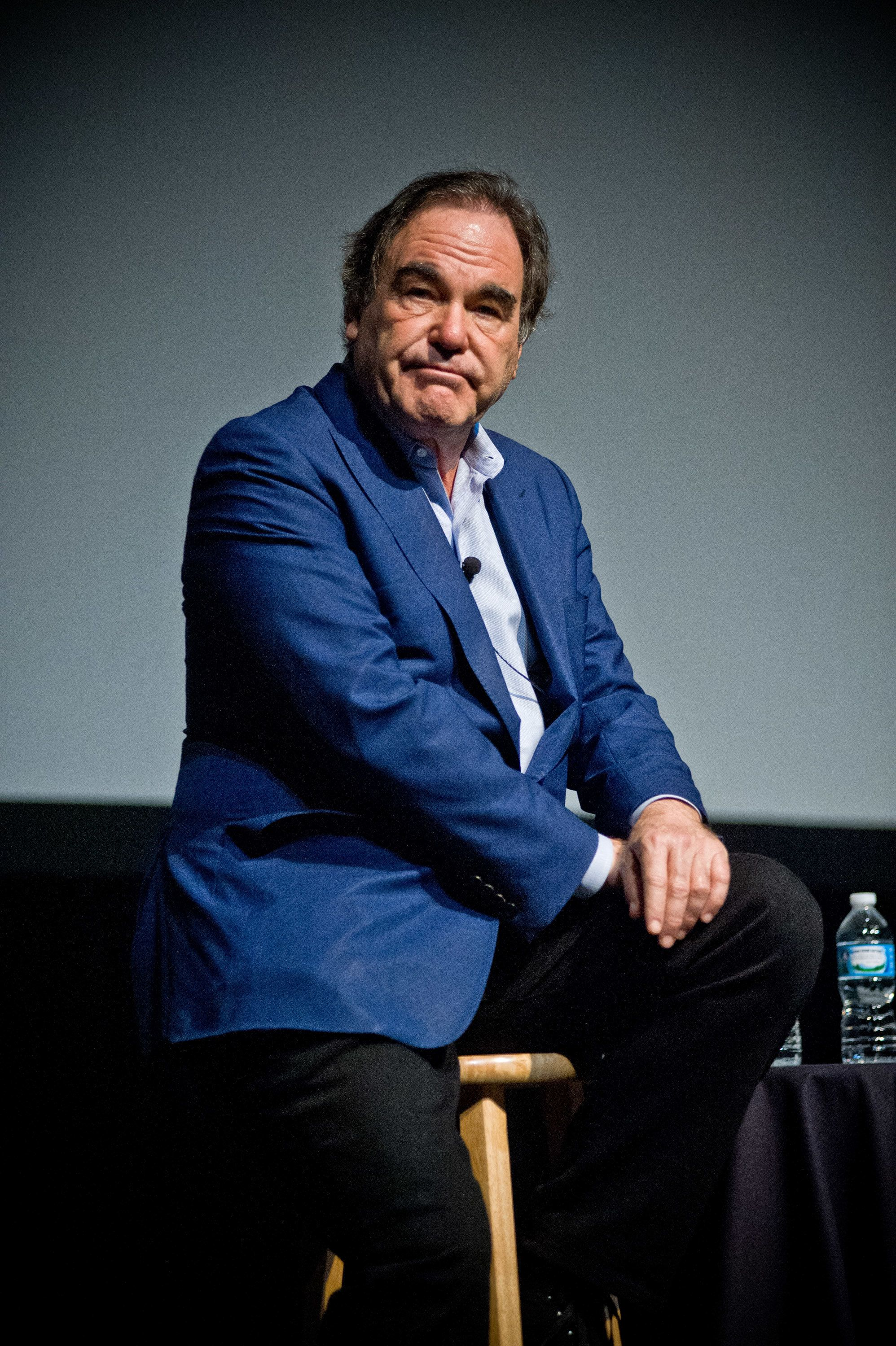 Oliver Stone: Snowden Is A Patriot Who Wants To Come Home
