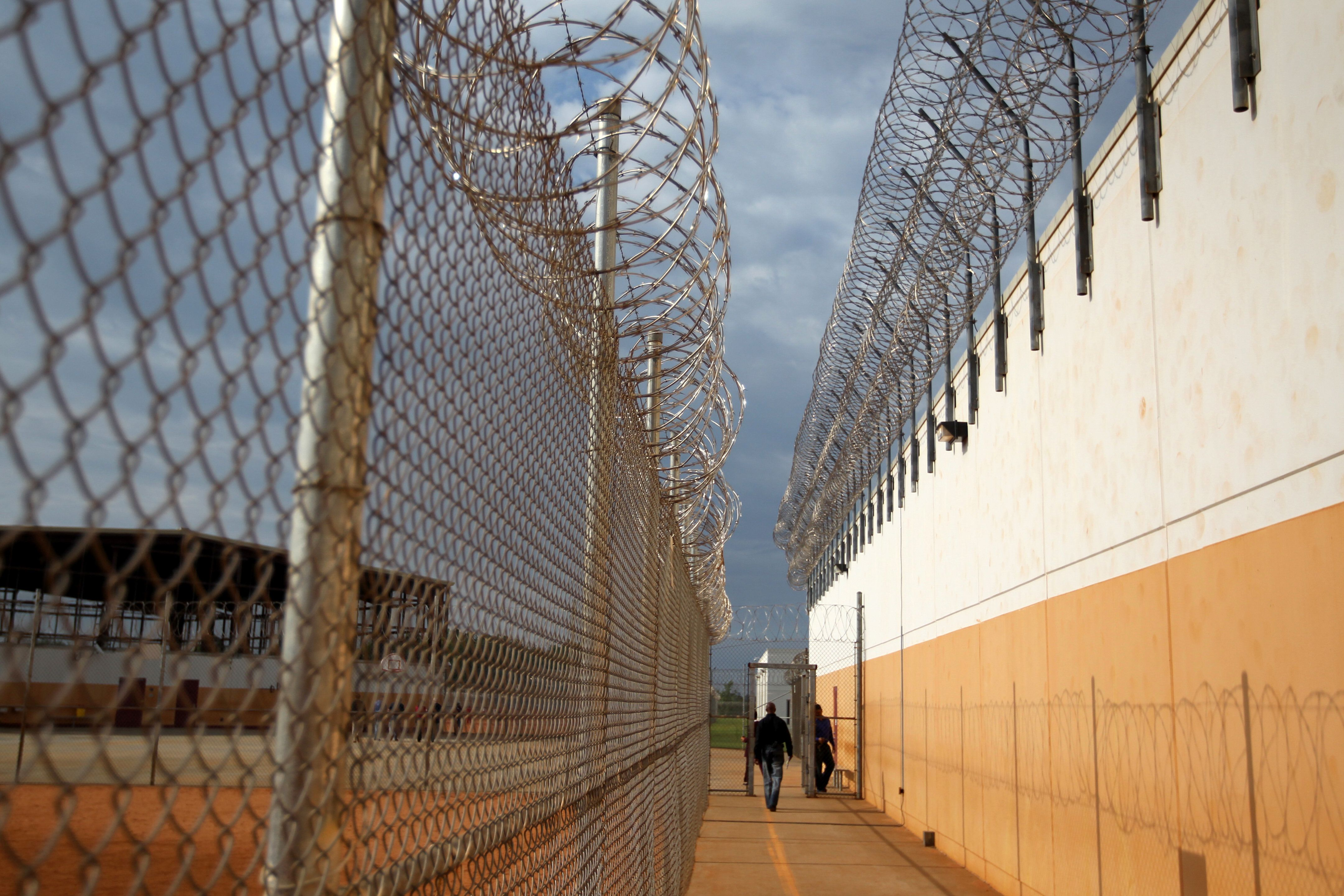 "<span class='image-component__caption' itemprop=""caption"">Detainees at Stewart Detention Center say conditions there are poor.</span>"