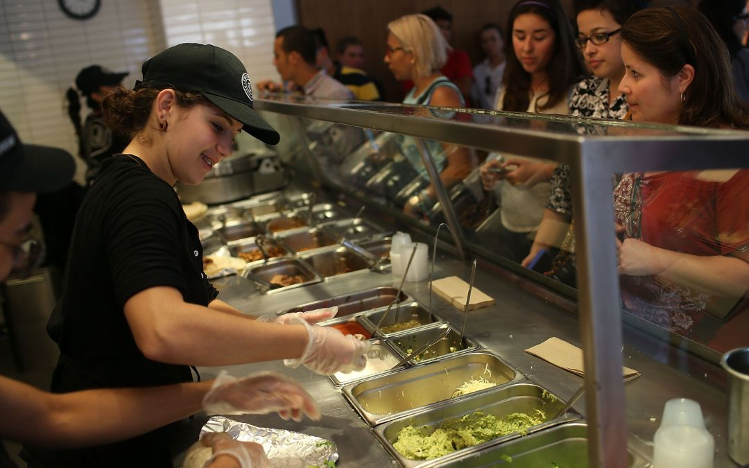 Chipotle Customers Haven't Forgotten The Chain's Food Safety Crisis