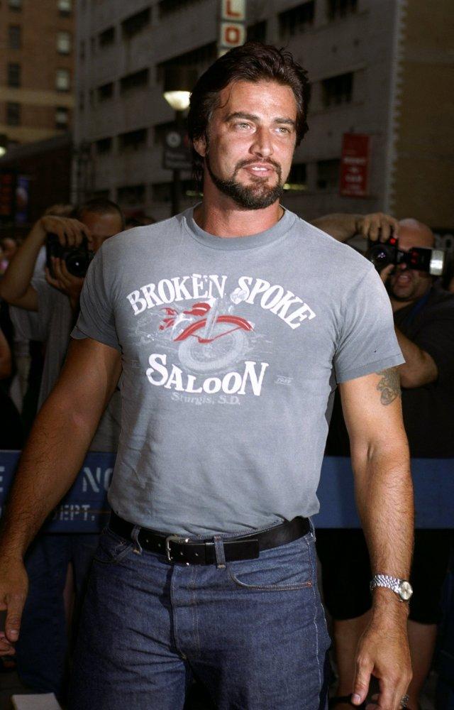 <strong>El actor John Enos</strong>