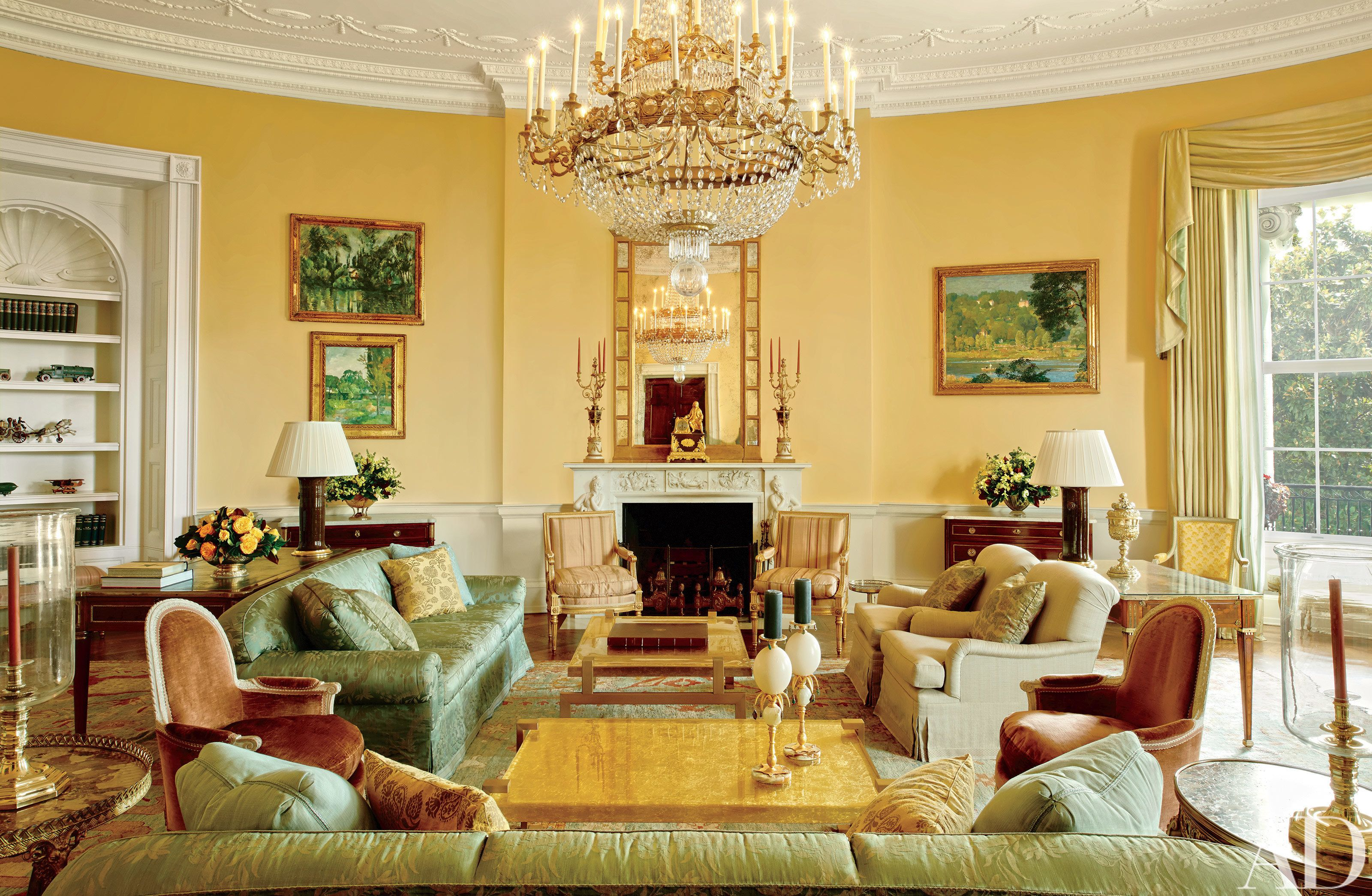 Of Course The Obamas' White House Decor Is As Cool As They Are
