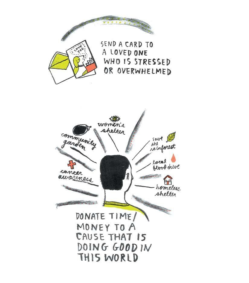An Illustrated Guide To The Seven Simple Ways You Can