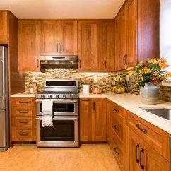 Alder Kitchen Cabinets Sinks Austin Tx About Wood Hunker