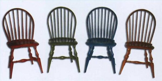 kitchen chairs outdoor camping how to paint old hunker