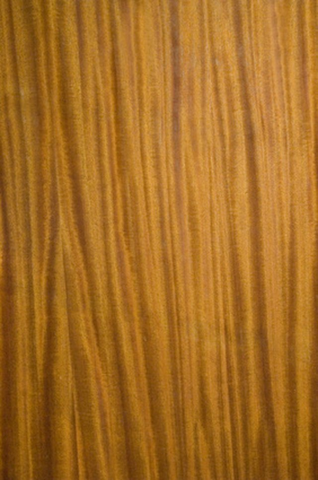 How to Refinish and Repaint Veneer Particle Board  Hunker