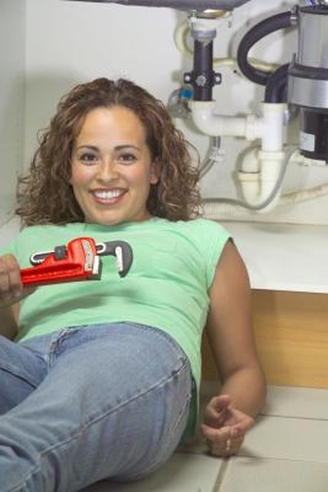 How to Find the Water ShutOff Valve in a Mobile Home  Hunker