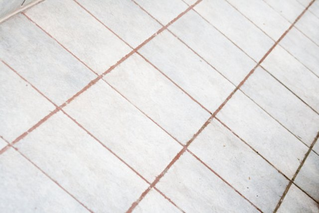 How to Clean Tile Grout With OxiClean  Hunker