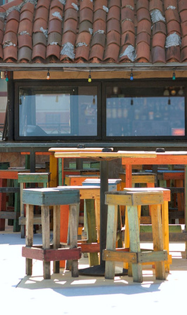 The Best Bar Top Materials for Outdoor Bars  Hunker