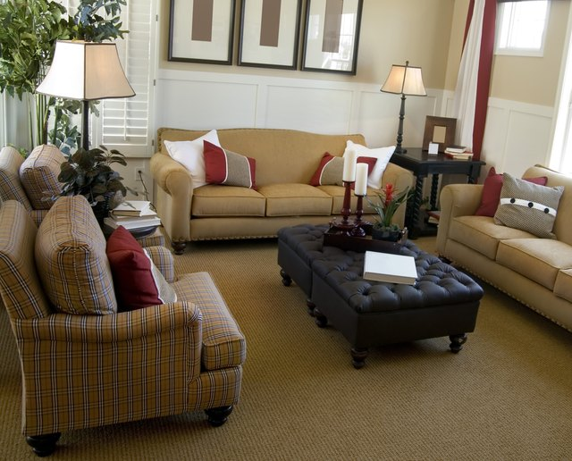 mixing leather sofa fabric chairs camelback sleeper sofas can i decorate with furniture and ...