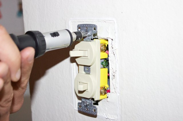 How To Install A Double Light Switch