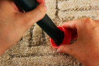 How to Remove Rust From Carpet