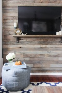 How to Create a Wood Pallet Accent Wall | Hunker