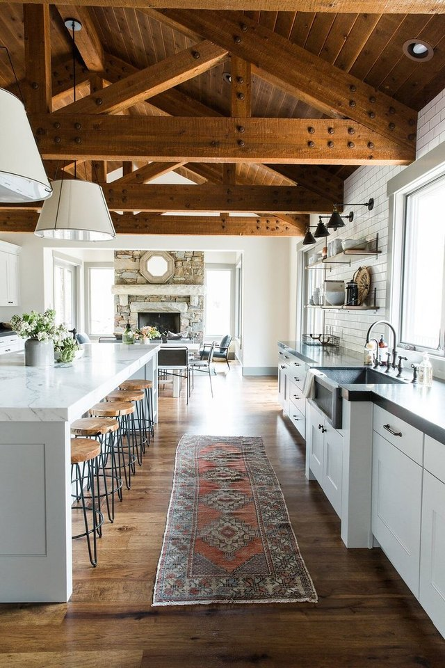 13 Reasons Why You Should Add Decorative Ceiling Beams to