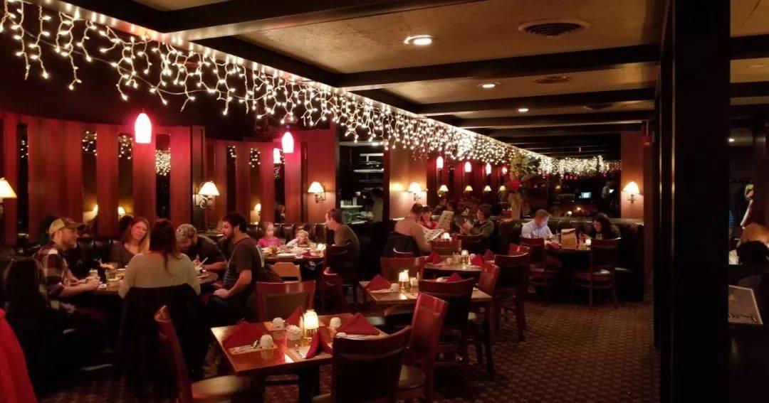 开在美国的中餐馆,其实比谁都会过圣诞插图(1)