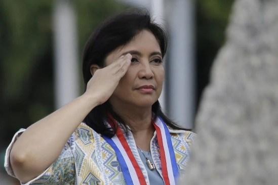 Leni Robredo named as 1Sambayan's 2022 presidential candidate