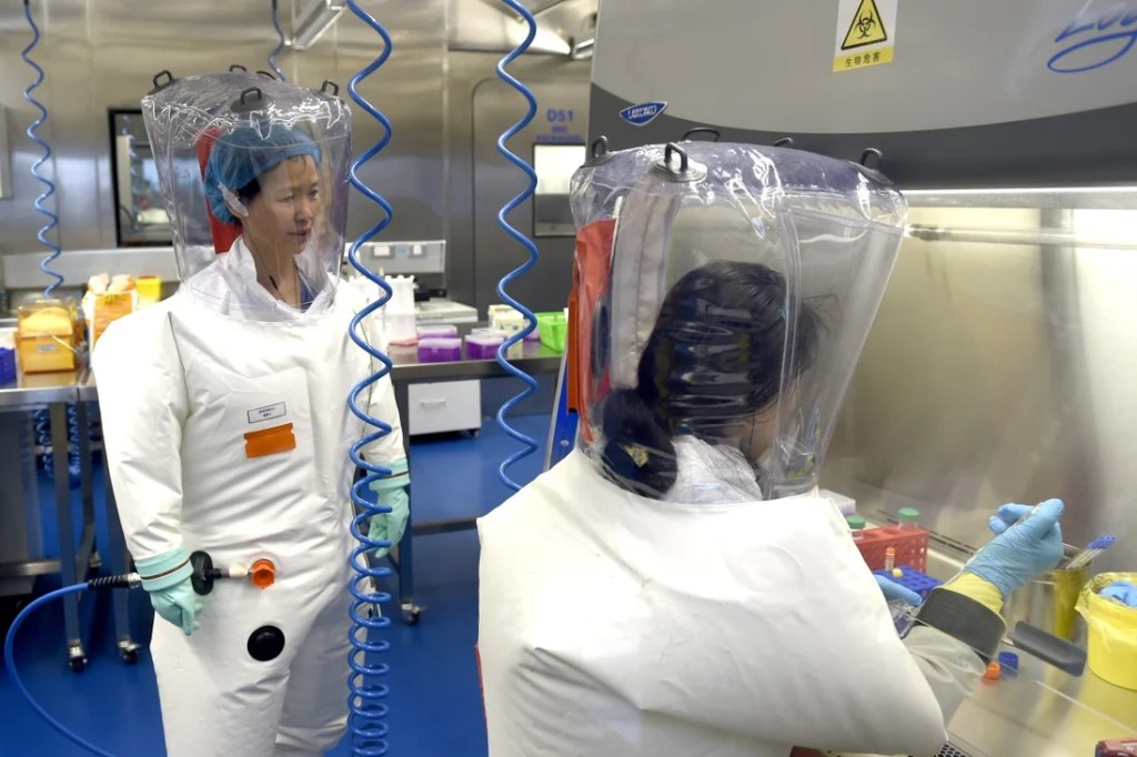 China pushes theory that coronavirus originated in a lab, but says it was from a US bio-weapon lab