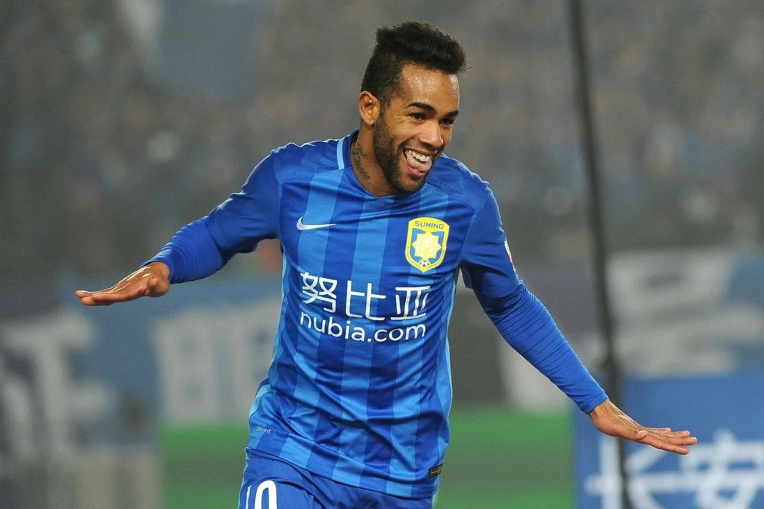 Alex Teixeira ends Chinese naturalisation bid as the Brazilian joins Al  Hilal on a two-year contract, report says | South China Morning Post