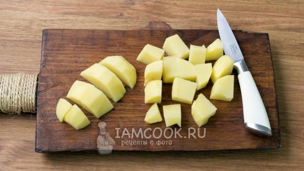 Картопты кесіңіз