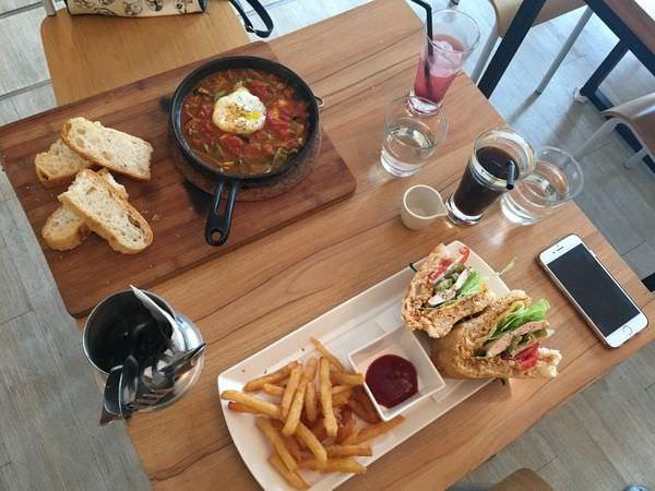台北信義區咖啡廳|Aug.歐格小館 信義區異國料理咖啡廳 ♥