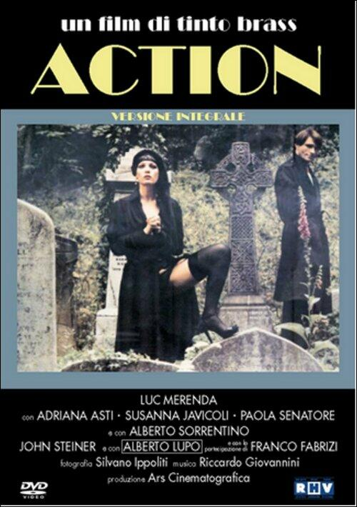 Action  DVD  Film di Tinto Brass Drammatico  IBS