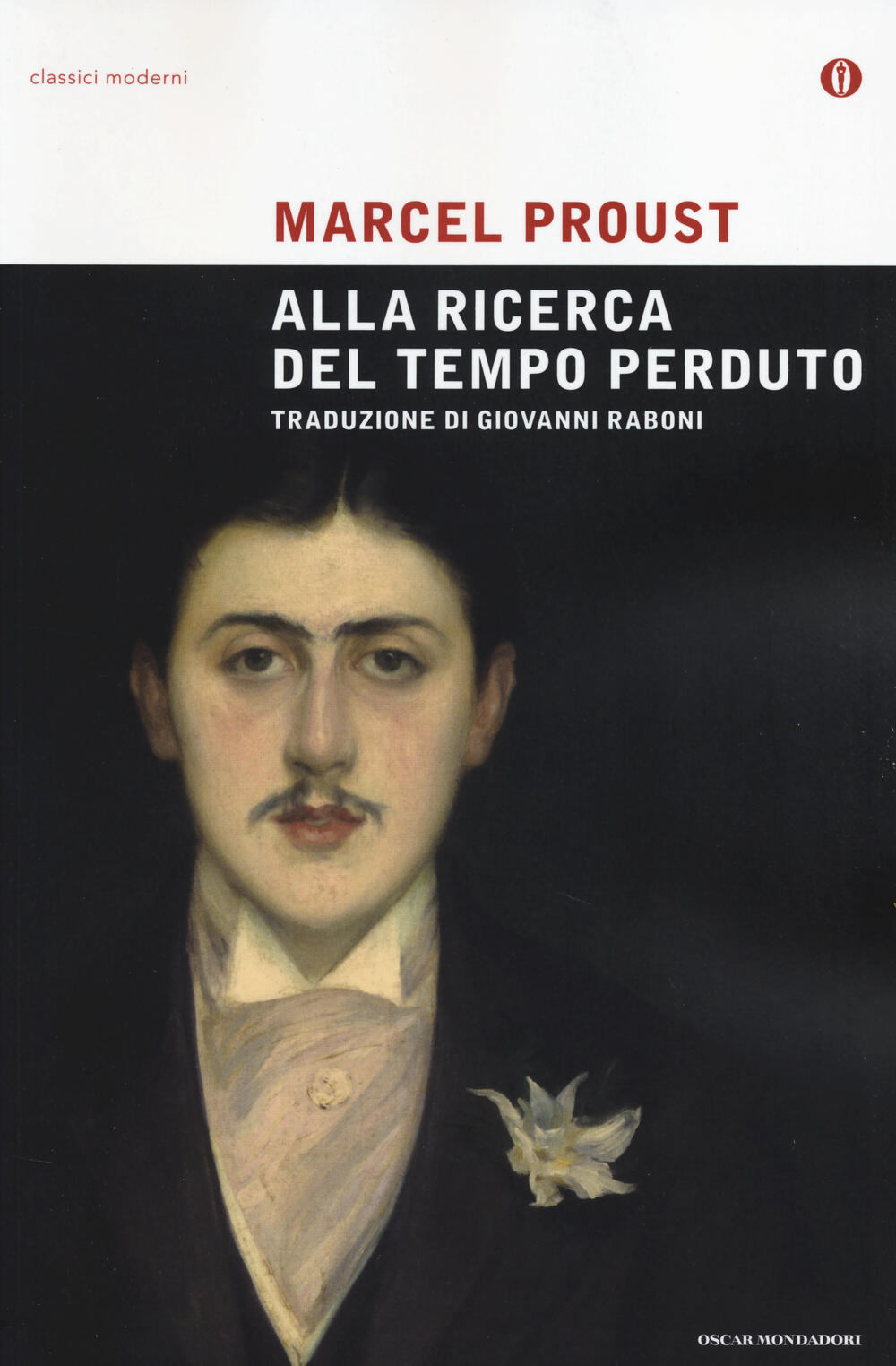 Alla ricerca del tempo perduto  Marcel Proust  Libro