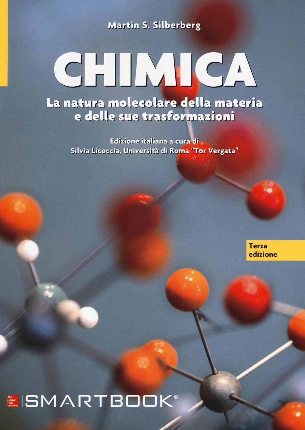 Chimica La natura molecolare della materia e delle sue trasformazioni Con aggiornamento online