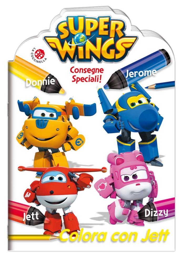 Meglio Di Super Wings Disegni Da Colorare