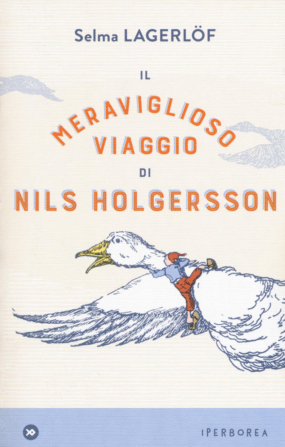 Il meraviglioso viaggio di Nils Holgersson  Selma