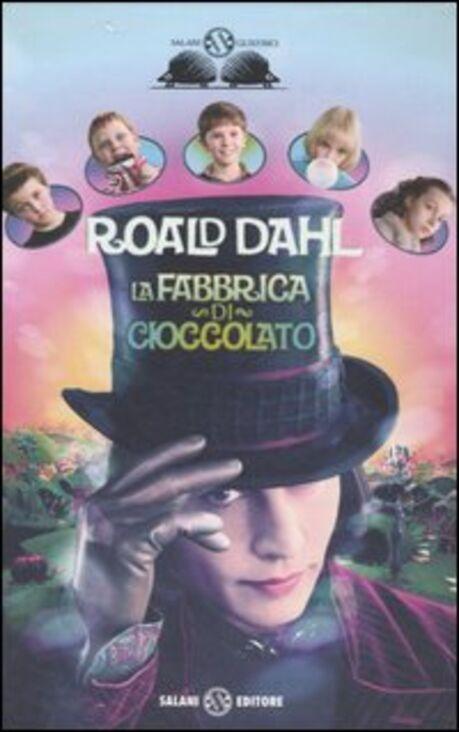 La fabbrica di cioccolato  Roald Dahl  Libro  Salani