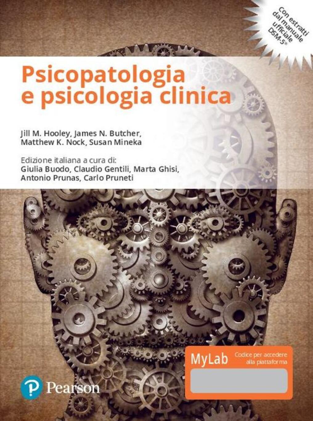Psicopatologia e psicologia clinica Ediz mylab Con e