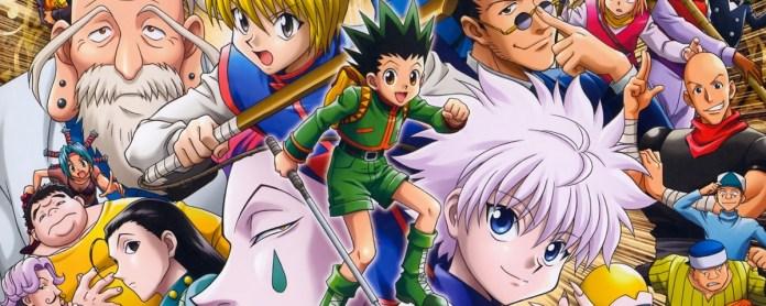 Novo game do anime Hunter x Hunter chegará gratuitamente para celulares - TecMundo
