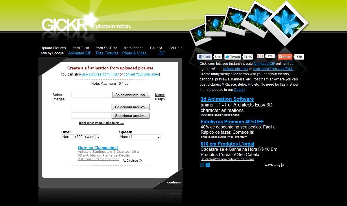 10 serviços online para você criar GIFs animados