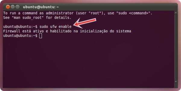 Ubuntu: como configurar o firewall