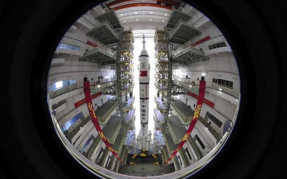 Corrida espacial asiática: China e Índia planejam ir para Marte
