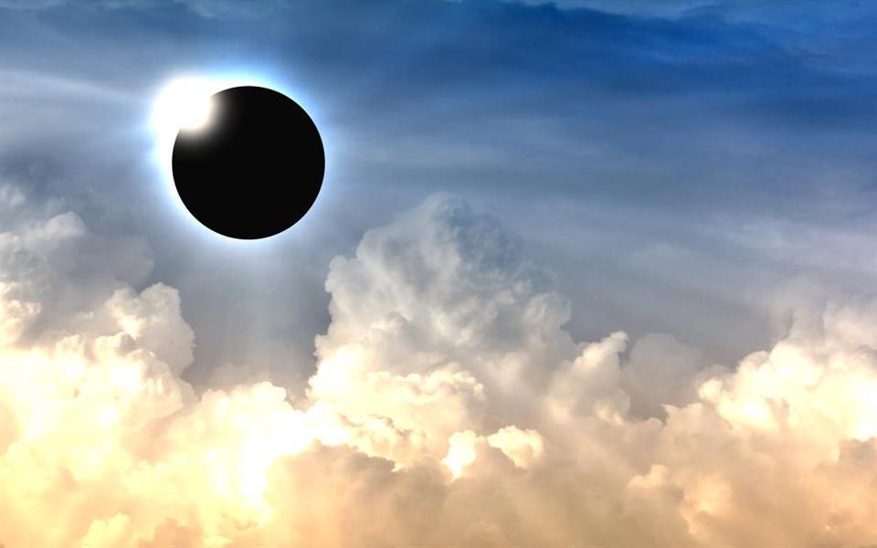 Eclipse solar poderá ser visto em algumas regiões do Brasil neste domingo