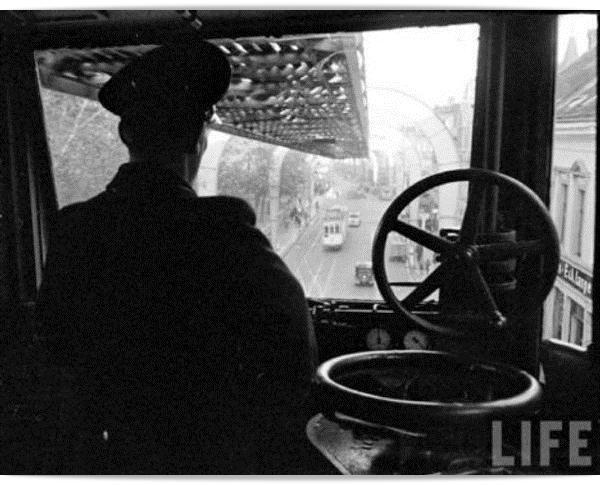 Conheça o monotrilho de Wuppertal, o primeiro trem suspenso do mundo
