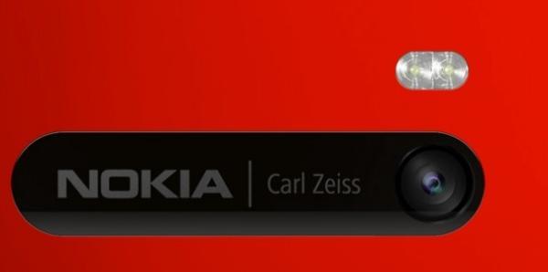 Smartphone Lumia com câmera de 41 megapixels pode ser lançado em julho