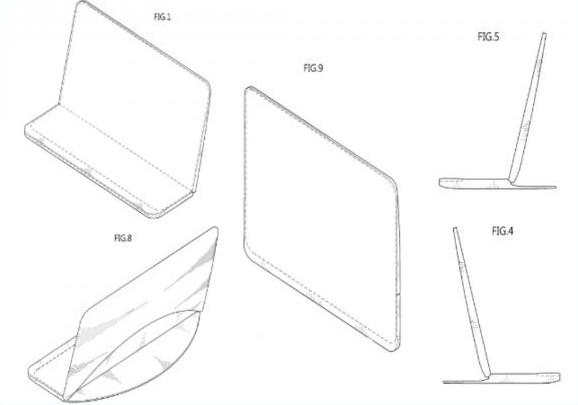 Tablet de tela flexível da Samsung ganha supostas especificações