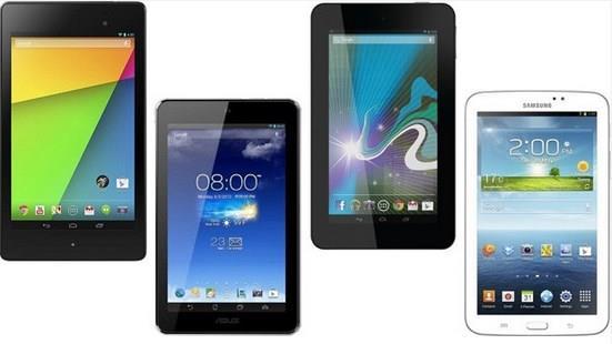 Android é o sistema mais consumido no mercado global de tablets