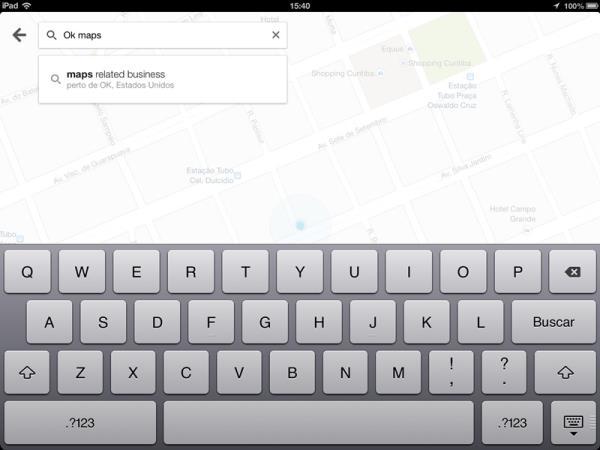 Google Maps para iOS possui função escondida para navegação offline