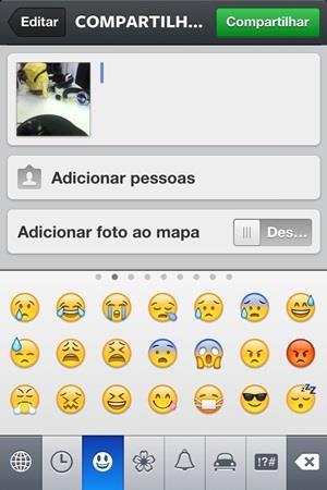 Instagram: como adicionar emoticons às suas fotos