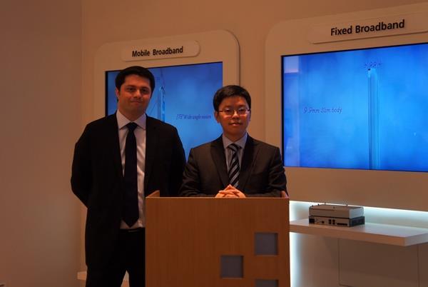 Huawei lança seu primeiro smartphone produzido no Brasil