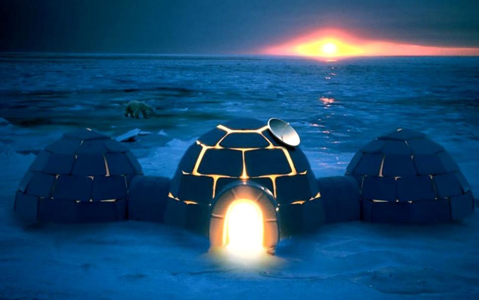Após 3 meses de escuridão, Antártida volta a ver o Sol nascer