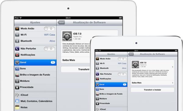 iOS 7: Apple lança versão final. Saiba como instalar