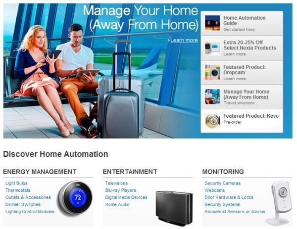 Amazon quer que você automatize a sua casa