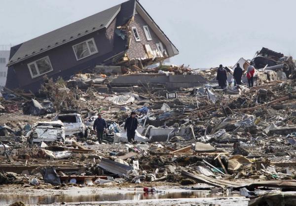 Cientistas querem transformar smartphones em sensores de terremotos